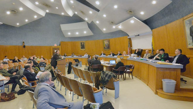 The Wayne Zoning Board of Adjustment voted Monday in favor of the proposed residential and retail project on Route 23.