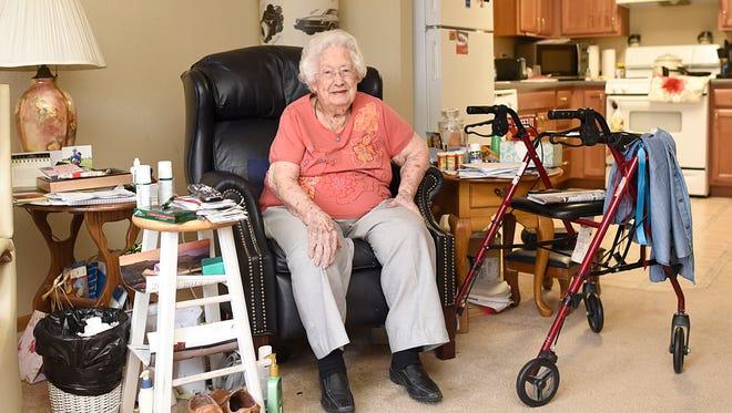 Fern Wells, a longtime Milford resident, turns 99 on Jan. 15.