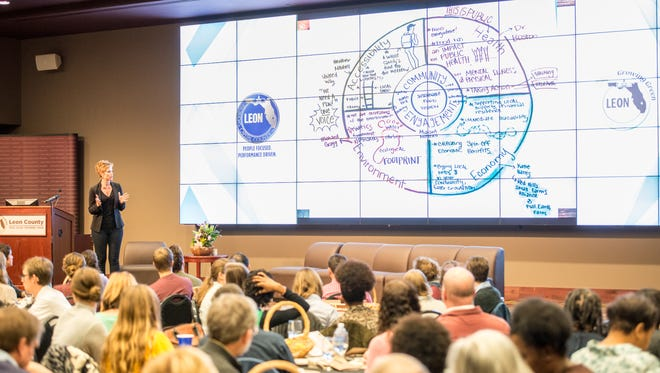 Last year's Sustainable Communities Summit brought community leaders and concerned citizens together.