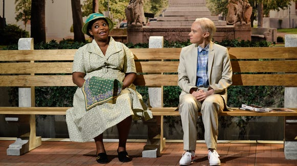 'SNL' host Octavia Spencer as Minny Jackson joins Kate