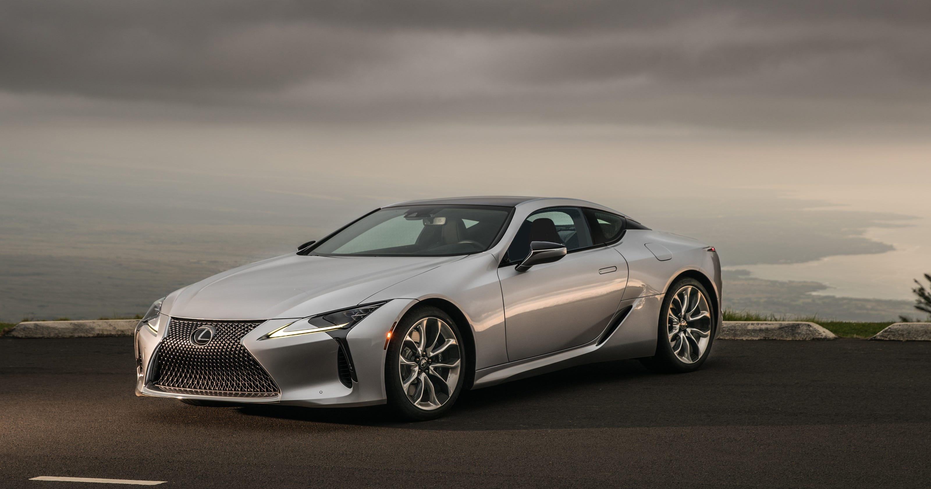 Lexus Lc 500 Coupe Touch And Go