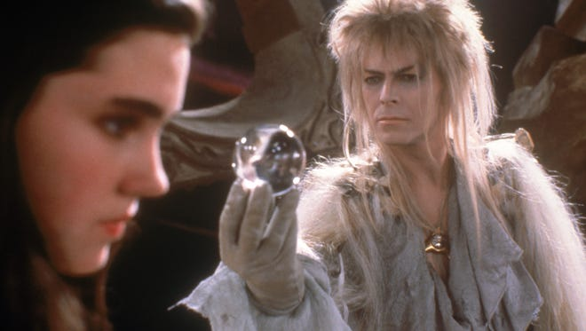 """""""Labyrinth"""" returns to theaters April 29, and May 1 and 2. Showtimes are scheduled locally at Western Hills 14, Oakley Station, Milford 16 and Deerfield Towne Center Stadium 16."""