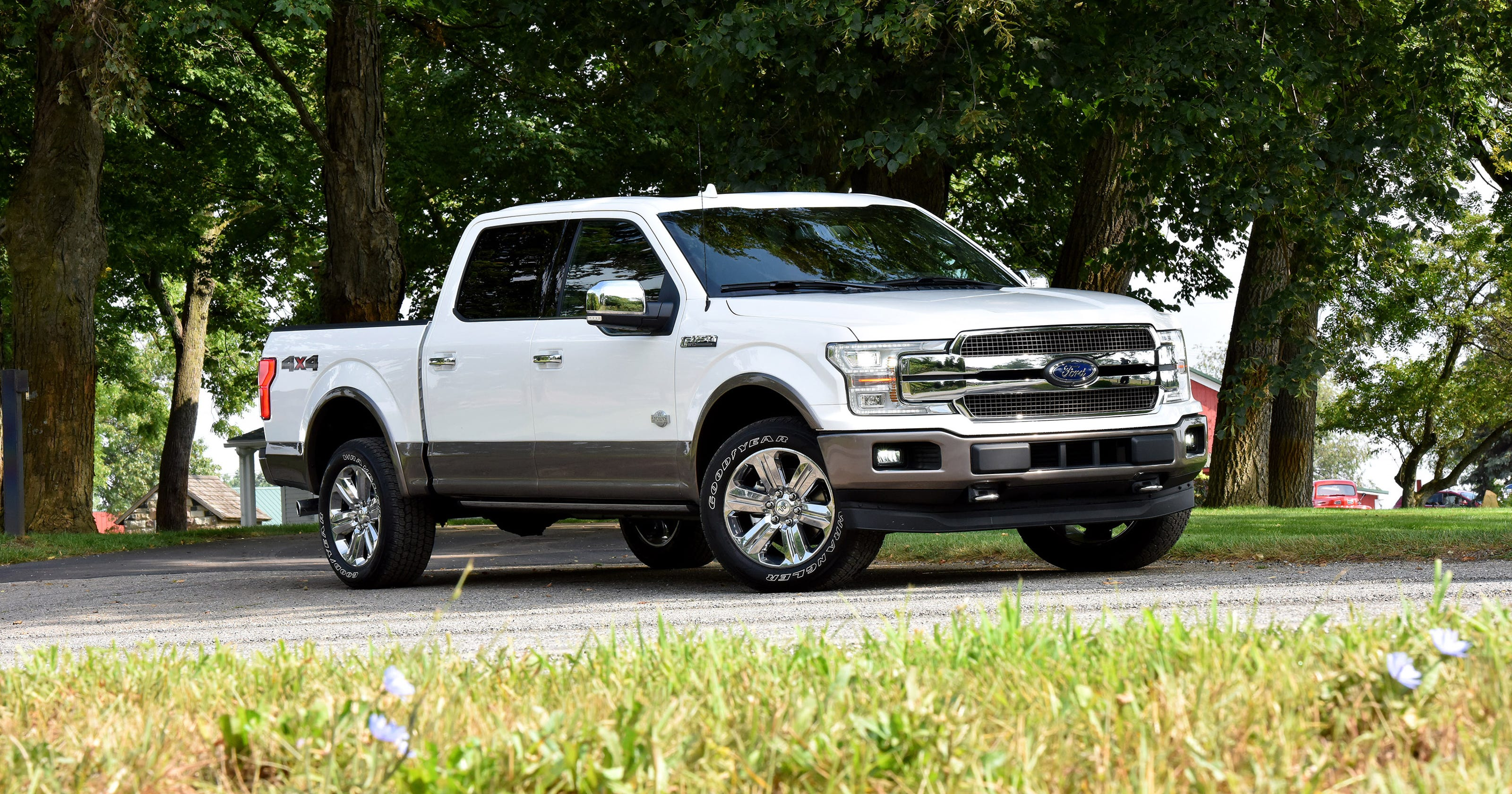 Fords F Series Made More Money Than Facebook In 2017 2004 Ford 150 Custom