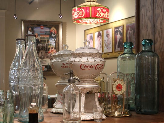All things Coca-Cola will be featured at Biedenharn Museum and Gardens at Coke Celebration Day Saturday.