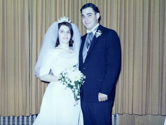 Merle & Joseph Ruf Jr. were married June 19, 1966,