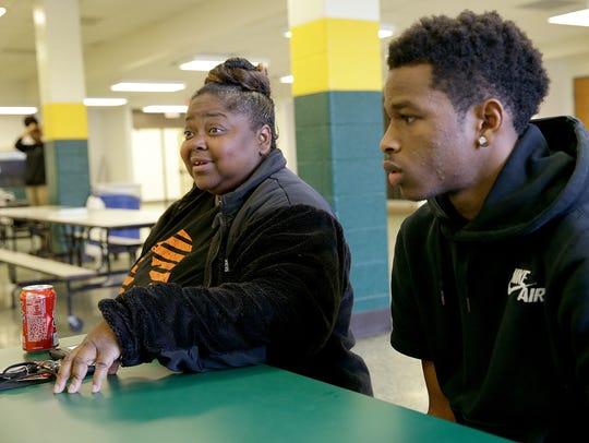 Yolanda Wilkins, mother of Zac Owens, talks about the