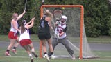 Susquehannock girls' lacrosse team won their first District 3 championship, coming from behind to knock off defending champion Kennard-Dale Wednesday, May 24, 2017.