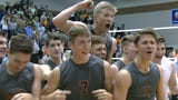 Northeastern boys' volleyball won its fifth consecutive District 3 title, defeating York Suburban 3-0 Friday, May 26, 2017.