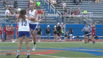 Kennard-Dale girls' lacrosse wanted to win its playoff game so the father of senior Calie Swegon had a chance to see the team's next game. Swegon's father has been battling cancer.