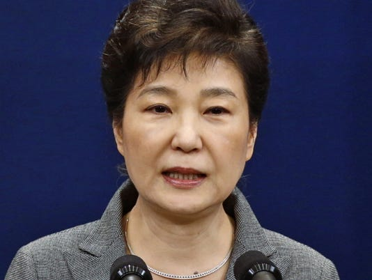 AP SOUTH KOREA POLITICS I FILE KOR