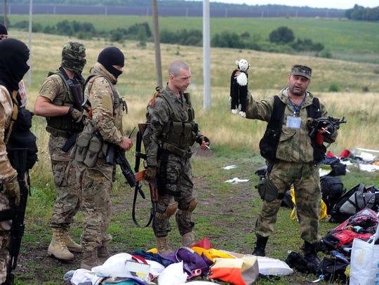 malaysia ukraine crash toys