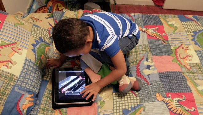 Media screens -- from TVs and computers to tablets and smartphones -- are ever-present in kids' lives today. But most parents still don't have a plan to manage their kids' media use. Pediatricians say they should.