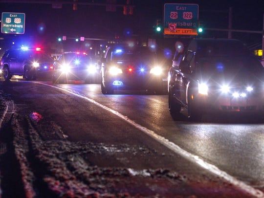 Pennsylvania Capital Officers Injured