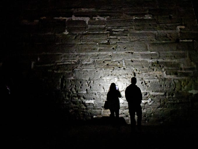 St. Augustine, Fl. offers a variety of ghost tours.