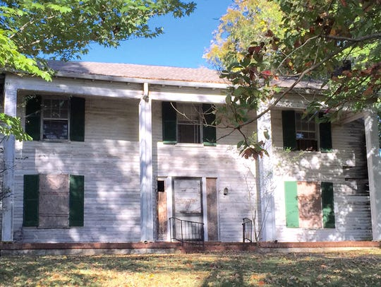 In 2015, the Tennessee Preservation Trust (TPT)  placed