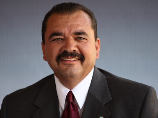 Salinas City Councilman Tony Barrera is running for