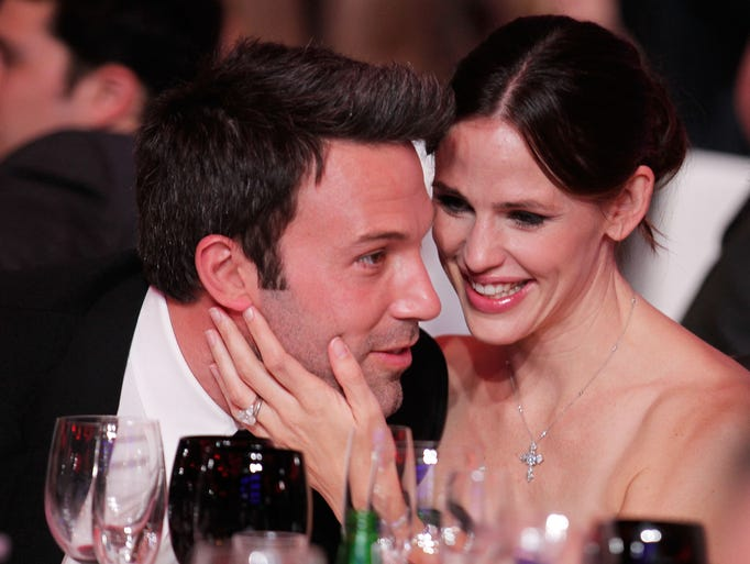 Ben Affleck and Jennifer Garner issued a statement