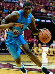 Dwayne Bacon is projected to land within the first two rounds of the upcoming 2017 NBA Draft.