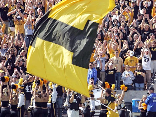 IOWA FLORIDA INTERNATIONAL FOOTBALL GALLERY
