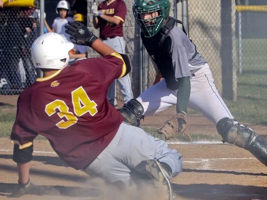 Nathan Hale, West Allis Central baseball