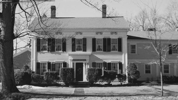 This house at 7 Rochester St. in Scottsville once served as Dr. Freeman Edson's office in the 1800s. It still stands today.