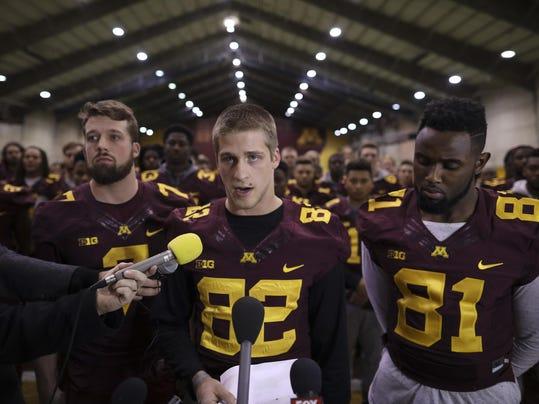 Minnesota Boycott Football