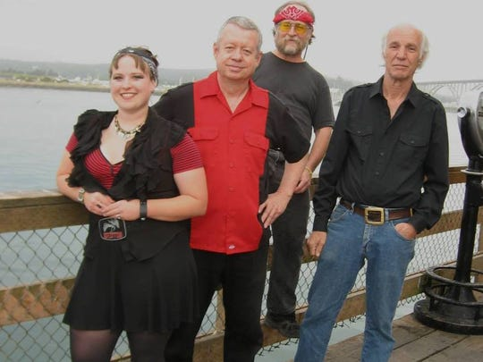 Parish Gap will play a 21-and-older show 9 p.m. Dec. 26 at Westside Station.