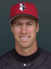 Indianapolis Indians pitcher Bob Scanlan.