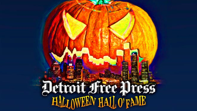 The Detroit Free Press is creating a Halloween Hall o' Fame.