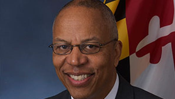 Maryland Lt. Governor Boyd Rutherford is a 2016 spring