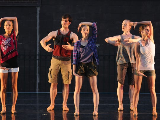 Neos Dance Theatre will present its second Ballet @ the Brickyard this year.