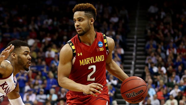 Melo Trimble led Maryland in scoring, assists and steals