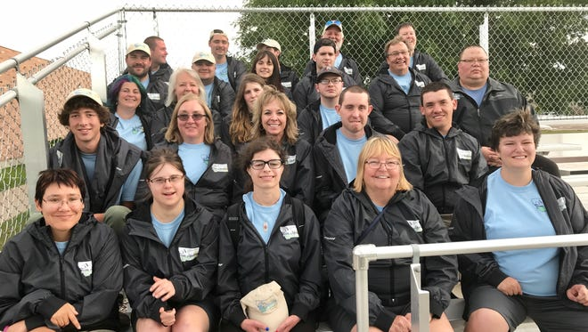Team Montana heads to Seattle for the 2018 Special Olympics USA Games on June 30, 2018.