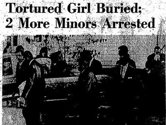Tortured Girl Buried; 2 More Minors Arrested