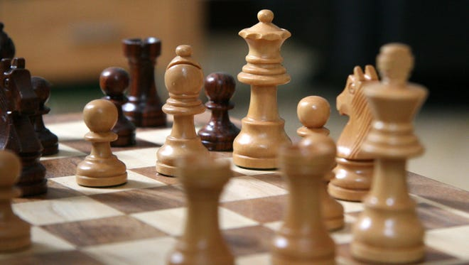 Plan your opening move for the winter Checkmate Challenge Monday at the public library.