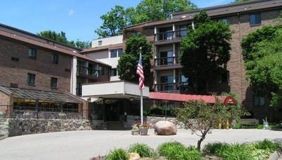Allen Terrace is a Northville-owned housing complex for senior citizens with 100 apartments.