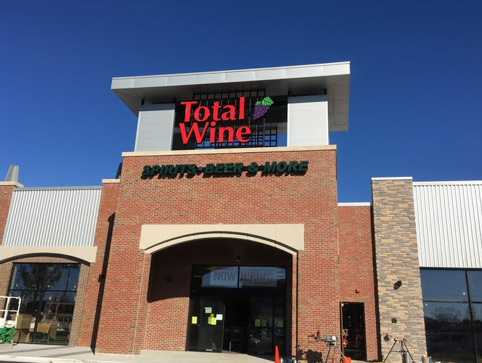 Wisconsin's first Total Wine & More store is located