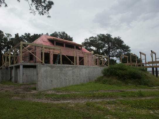 Smart Home Pensacola is building a new home off Bayshore