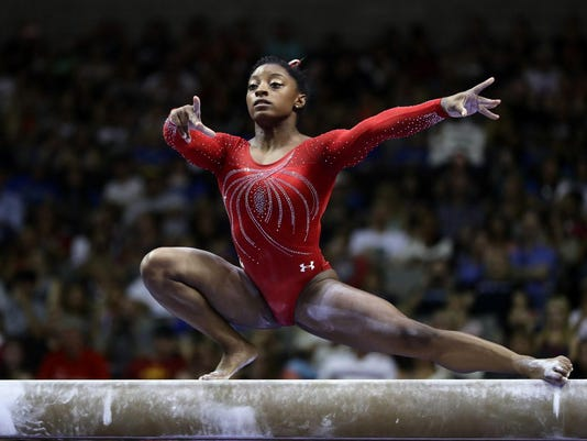 2016 U.S. Olympic Trials - Women's Gymnastics - Day 2