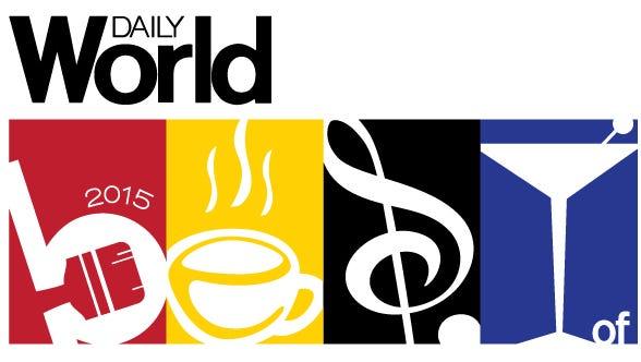 Daily World Best Of 2015 logo.