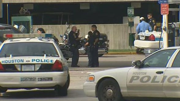 The KHOU I-Team has confirmed the officer who took his life was under internal investigation.