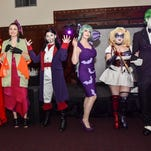 Pensacon presents the �Dress Up or Dress Up� Costume Ball at Pensacola Little Theatre.