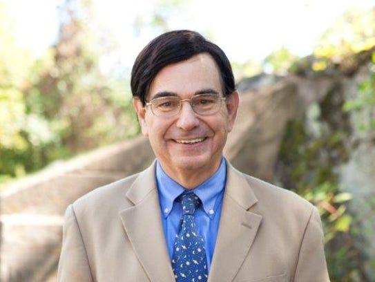 Pace University Prof. Philip Cohen.