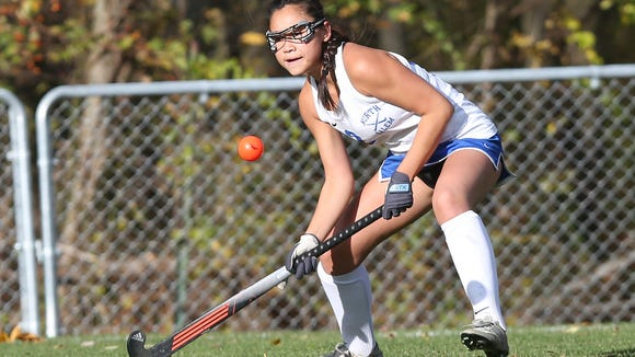 North Salem defeated Pawling 1-0 in field hockey action