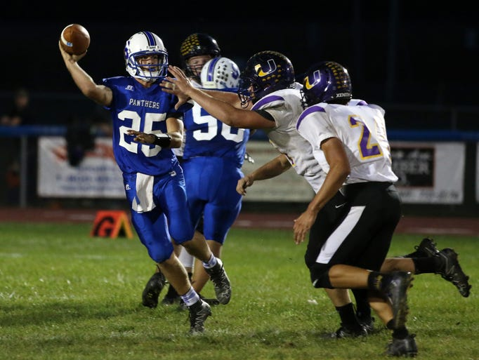 Southeastern defeated Unioto Friday night, 18-14, to