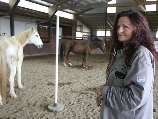 Teri Silva, founder of Big Hearts Horse Rescue, talks