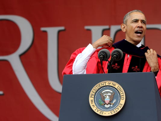 BRI EST 0516 Obama Rutgers main