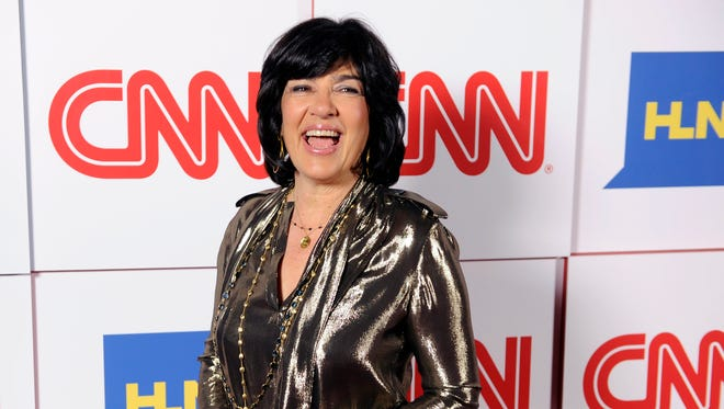 Christiane Amanpour's show will help fill the gap left by Charlie Rose's show on PBS.