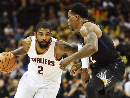NBA: Phoenix Suns at Cleveland Cavaliers