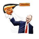 Benson: Surprise! It's Putin